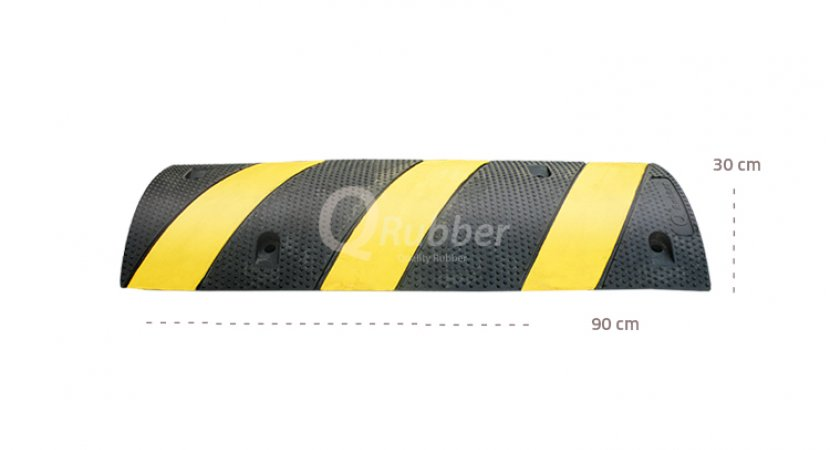 Reductor de Velocidad 90 cm