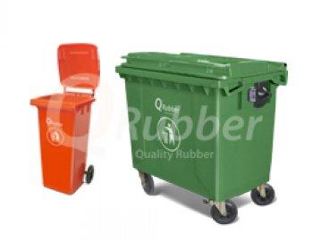 Tachos de basura y Aseo